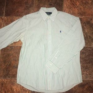 RL polo button down